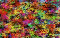 Vivid colors Royalty Free Stock Photography