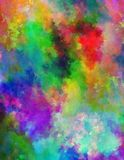 Vivid colors Stock Photography