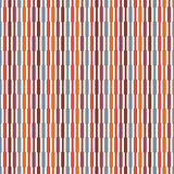 Vivid colors vertical lines background. Seamless pattern with geometric ornament. Stripes motif. Bright wallpaper. Stock Images