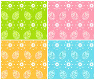 Vivid Easter seamless. Stock Images