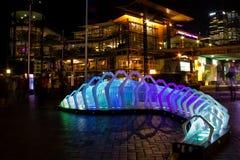 Vivid Festival, Sydney Royalty Free Stock Photos