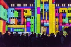 VIVID Festival Sydney Stock Image