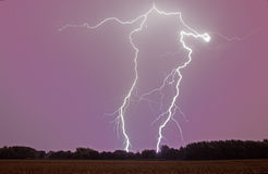 Lightening Bolt Royalty Free Stock Photos