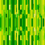 Vivid green bamboo abstract seamless pattern Royalty Free Stock Image