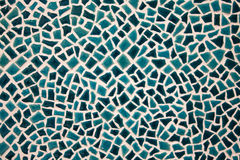 Vivid green ceramic tiles Royalty Free Stock Photo
