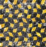 Vivid grunge chessboard backgound Stock Images