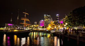 Vivid Live festival in Sydney Royalty Free Stock Photo