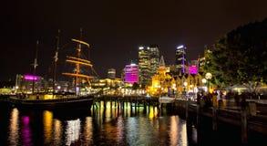 Vivid Live festival in Sydney Royalty Free Stock Photo