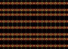 Vivid Modern Geometric Seamless Pattern Royalty Free Stock Images