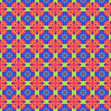 Vivid Overlapping Abstract Squares Royalty Free Stock Photo