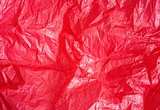 Red parchment paper background stock illustration