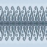 Vivid repeating map. For easy making seamless pattern use it for filling any contours Royalty Free Stock Photo