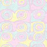 Vivid repeating map. For easy making seamless pattern use it for filling any contours Royalty Free Stock Photos
