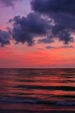 Vivid Sky Royalty Free Stock Photography