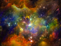 Vivid Space Stock Images
