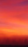 Vivid sunrise Royalty Free Stock Photo