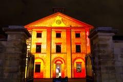 Vivid Sydney Light Event Stock Images