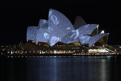 Vivid Sydney Opera House v2 Stock Photos