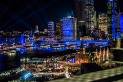 Vivid Sydney royalty free stock images