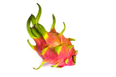 Vivid and vibrant dragon fruit Royalty Free Stock Photos