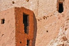 Vivienda de acantilado antigua Imagen de archivo libre de regalías