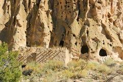 Vivienda de Anasazi Foto de archivo libre de regalías