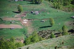 Vivienda de la montaña (2) Foto de archivo