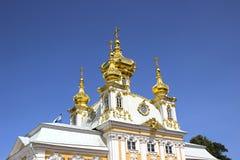 Vivienda eclesiástica del palacio foto de archivo