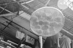 Vivienda en ciudad vieja en Guangzhou, China foto de archivo