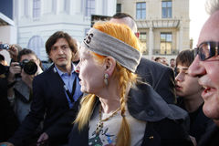 Vivienne westwood Stock Photography