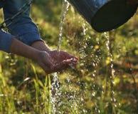 vivifying вода стоковая фотография