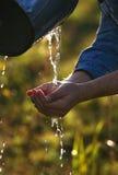 Vivifying water Royalty Free Stock Photo