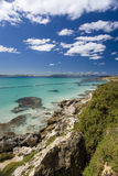 Vivonne Bay on Kangaroo Island Royalty Free Stock Image