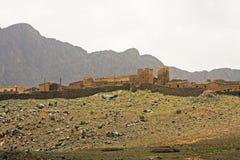 Vivre au désert Images libres de droits