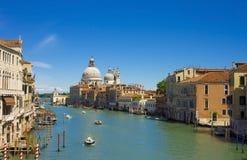 Viwe av venice - Italien Arkivbild