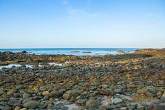 Viwe of  Kho Lanta beach. Royalty Free Stock Photo
