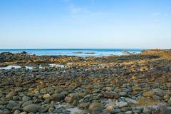 Viwe of  Kho Lanta beach. Stock Images