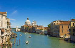 Viwe of venice - italy Stock Photography
