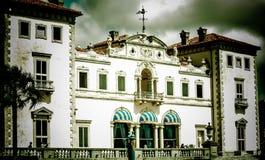 Vizcaya博物馆和庭院 免版税库存图片
