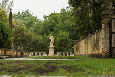 Vizcaya κήπος μουσείων στο Μαϊάμι, Φλώριδα Στοκ εικόνα με δικαίωμα ελεύθερης χρήσης