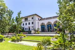 Vizcaya museum i Miami Royaltyfria Bilder