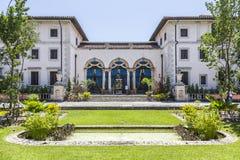 Vizcaya Museum in Miami Royalty Free Stock Photos