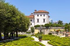Vizcaya Museum in Miami Royalty Free Stock Photo