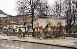 Vizier's grave (turbe) in Travnik. Bosnia and Herzegovina Stock Image