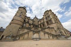 Vizille, Isere, France, le 30 septembre 2018 : Chateau de Vizille est photo stock