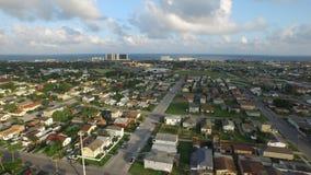 Vizinhança de Galveston Foto de Stock