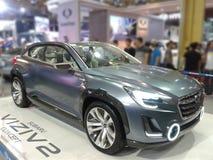 Viziv 2 αυτοκίνητο έννοιας στοκ φωτογραφίες
