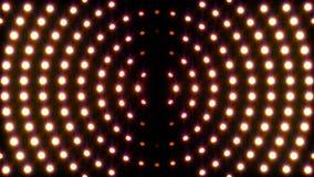 VJ-ljusögla lager videofilmer