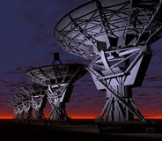 VLA Royalty Free Stock Photo