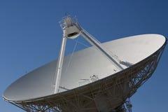VLA Dish. Close up of a VLA dish Stock Photo